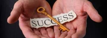 A chave para o sucesso